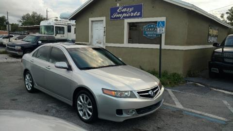2006 Acura TSX for sale in Fort Lauderdale, FL