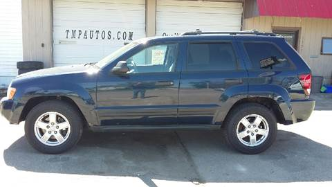 2005 Jeep Grand Cherokee for sale in Camanche IA