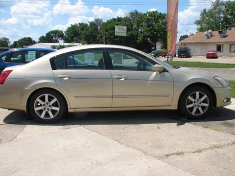 2004 Nissan Maxima for sale in Camanche, IA