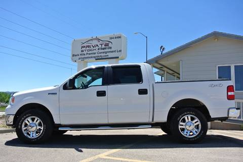 2008 Ford F-150 for sale in Rapid City, SD