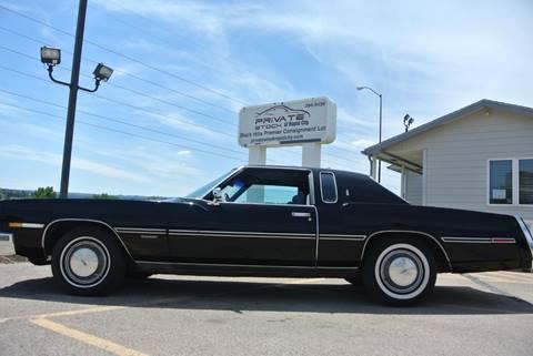 1978 Oldsmobile Toronado for sale in Rapid City, SD
