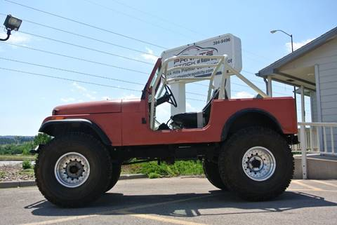 1981 Jeep CJ-7 for sale in Rapid City, SD
