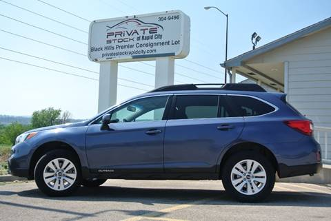 2015 Subaru Outback for sale in Rapid City, SD