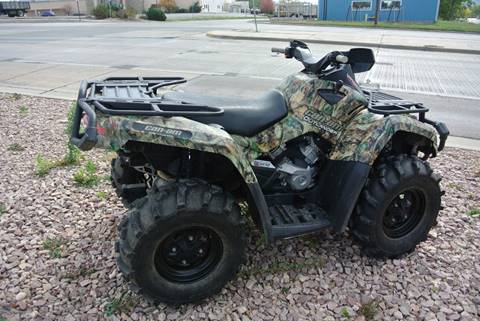 2008 Can-Am Outlander™