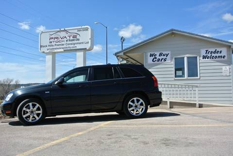 chrysler pacifica for sale in rapid city sd carsforsale com