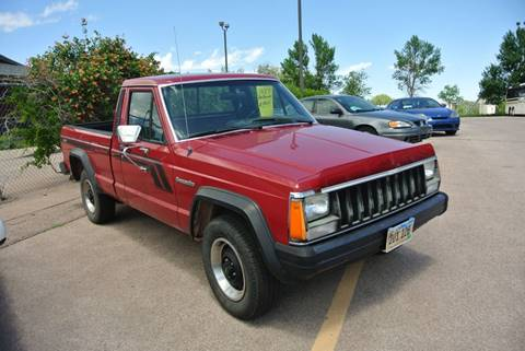 Jeep comanche pickup for sale