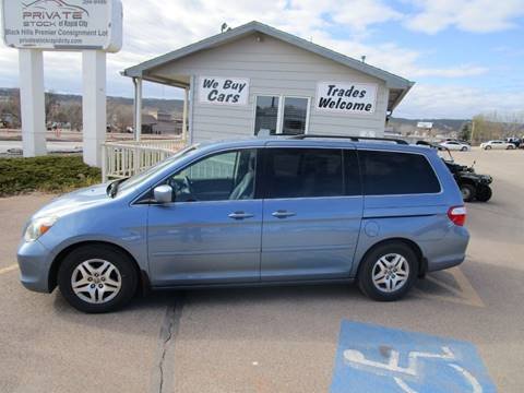 2007 Honda Odyssey for sale in Rapid City, SD