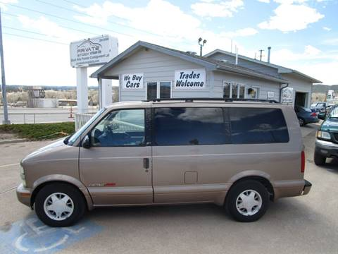 1999 Chevrolet Astro for sale in Rapid City, SD