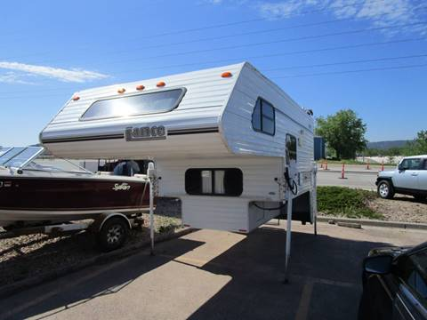 2001 Lance 1010 for sale in Rapid City, SD