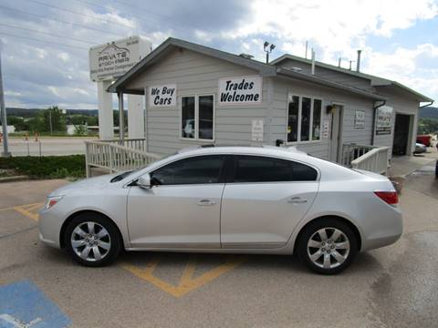 2010 Buick LaCrosse for sale in Rapid City, SD