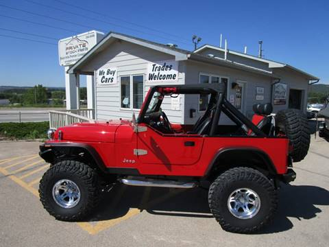 1988 Jeep Wrangler for sale in Rapid City, SD
