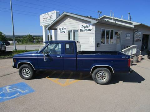 1987 Ford Ranger for sale in Rapid City, SD