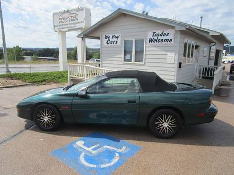 1994 Chevrolet Camaro For Sale In Rapid City Sd
