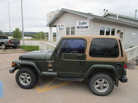 1998 Jeep Wrangler for sale in Rapid City, SD