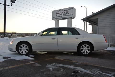 2007 Cadillac DTS for sale in Rapid City, SD