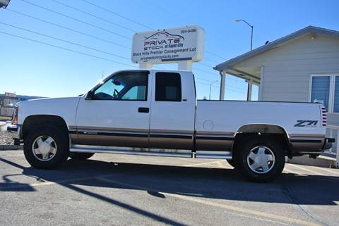 1998 Chevrolet C/K 1500 Series for sale in Rapid City, SD