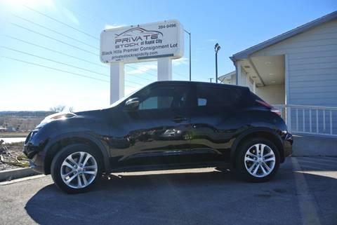 2015 Nissan JUKE for sale in Rapid City, SD