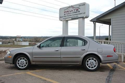 2000 Nissan Maxima for sale in Rapid City, SD