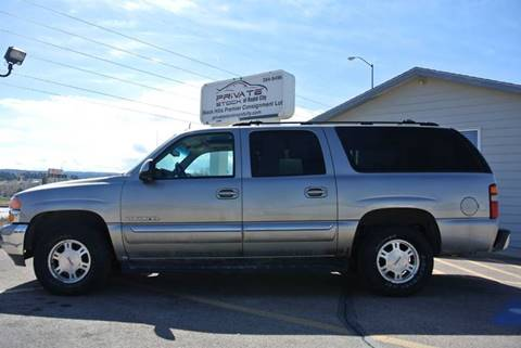 2002 GMC Yukon XL for sale in Rapid City, SD