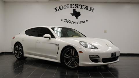 2012 Porsche Panamera for sale in Farmers Branch, TX
