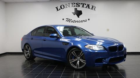 2013 BMW M5 for sale in Farmers Branch, TX