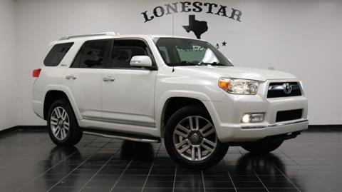 2012 Toyota 4Runner for sale in Farmers Branch, TX