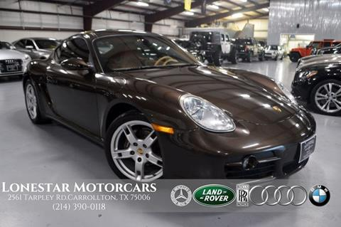 2008 Porsche Cayman for sale in Farmers Branch, TX