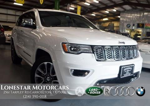 2017 Jeep Grand Cherokee for sale in Farmers Branch, TX