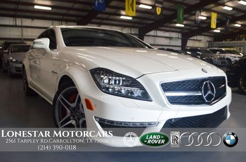2013 Mercedes-Benz CLS for sale in Carrollton, TX