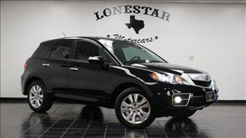 2012 Acura RDX for sale in Farmers Branch, TX