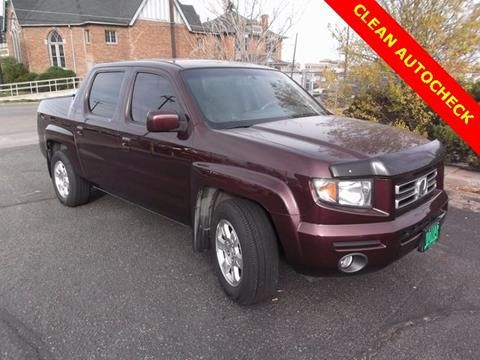 2008 Honda Ridgeline for sale in Pueblo, CO