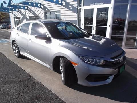 2017 Honda Civic for sale in Pueblo, CO