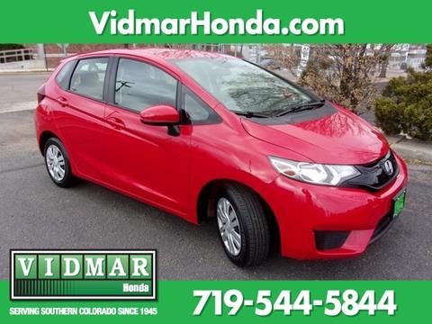2017 Honda Fit for sale in Pueblo, CO
