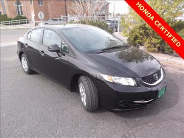 2013 Honda Civic for sale in Pueblo, CO