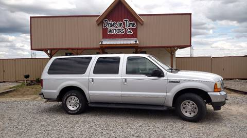 2000 Ford Excursion for sale in Searcy, AR