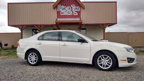 2011 Ford Fusion for sale in Searcy, AR