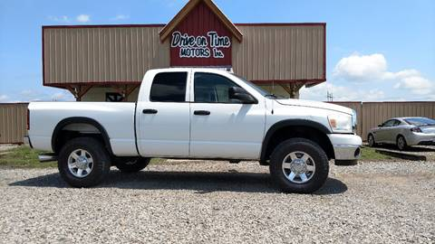 2006 Dodge Ram Pickup 2500 for sale in Searcy, AR