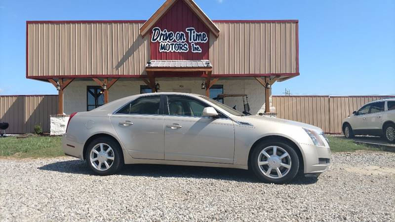 Used Cadillac CTS For Sale Little Rock AR CarGurus - Arkansas cadillac dealers