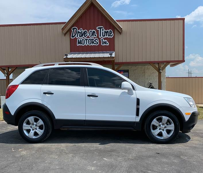 2013 Chevrolet Captiva Sport LS 4dr SUV w/ 2LS In Searcy AR