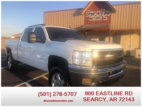 2011 Chevrolet Silverado 2500HD for sale in Searcy, AR