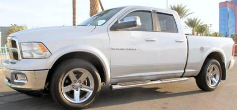 2012 RAM Ram Pickup 1500 for sale at The Auto Center in Las Vegas NV