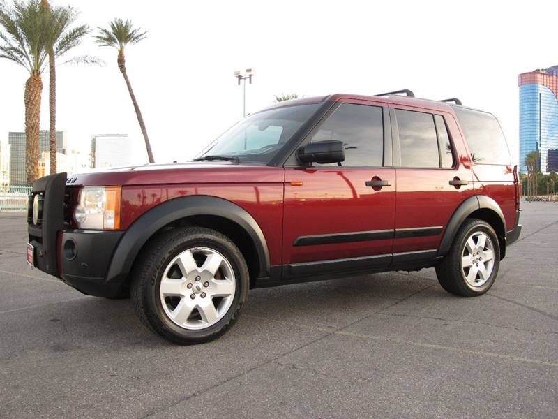 2006 Land Rover LR3 for sale at The Auto Center in Las Vegas NV