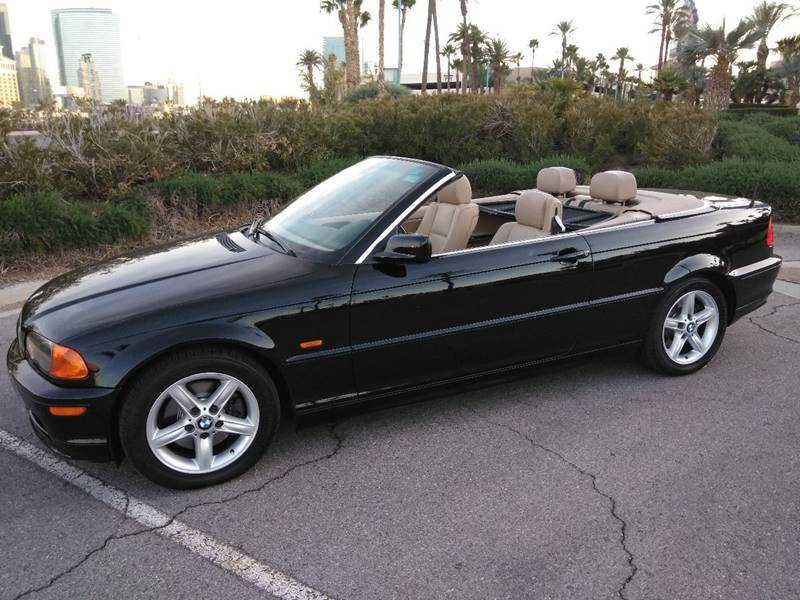 2003 BMW 3 Series for sale at The Auto Center in Las Vegas NV
