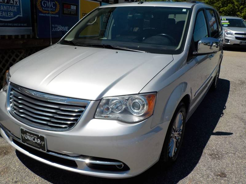 2011 Chrysler Town and Country Limited 4dr Mini-Van - Lexington SC