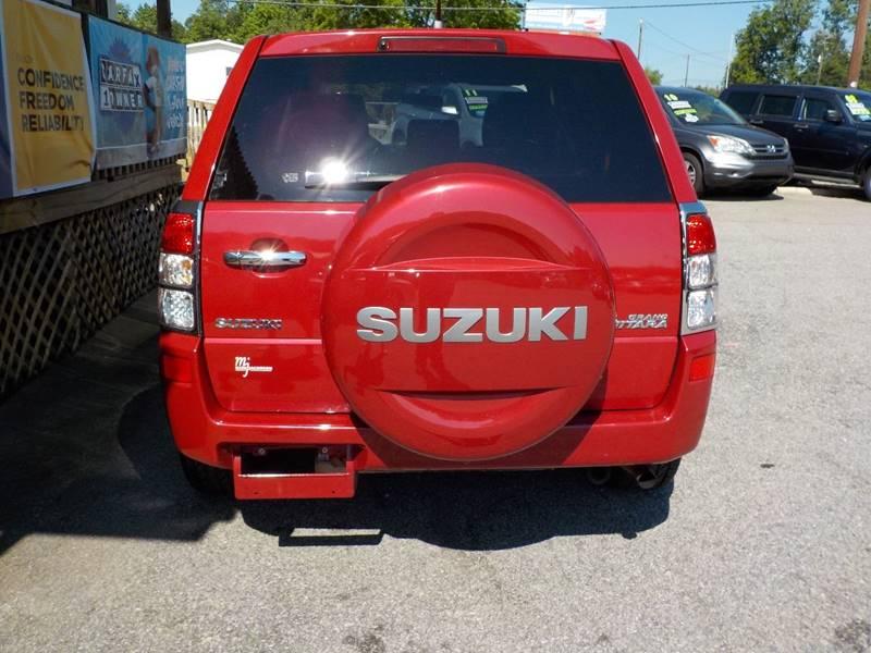 2012 Suzuki Grand Vitara Premium 4dr SUV - Lexington SC