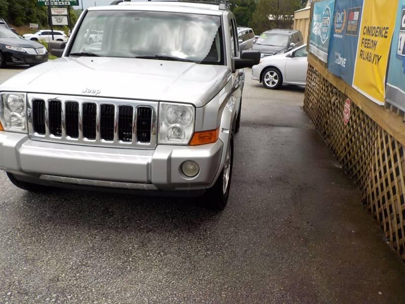 2007 Jeep Commander Limited 4dr SUV - Lexington SC