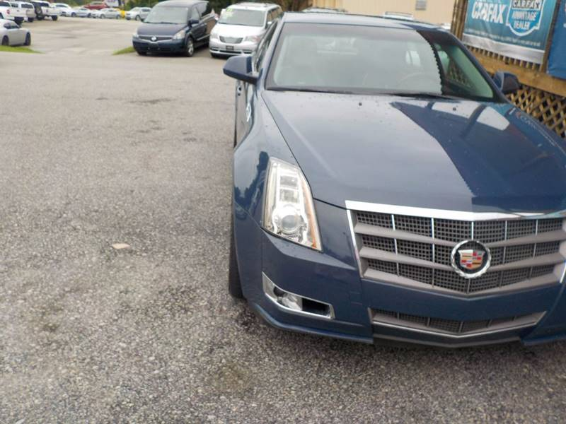 2010 Cadillac CTS AWD 3.6L V6 Premium 4dr Sedan - Lexington SC