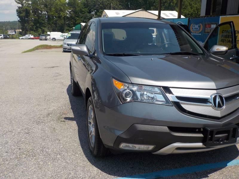 2009 Acura MDX SH-AWD 4dr SUV w/Technology Package - Lexington SC