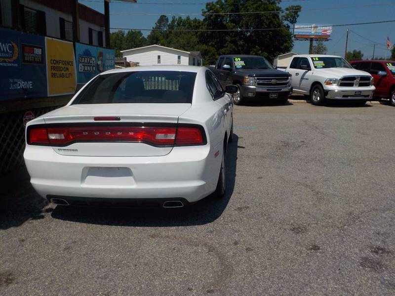 2014 Dodge Charger SE 4dr Sedan - Lexington SC