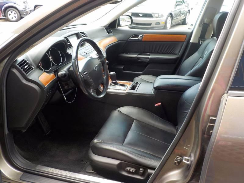 2006 Infiniti M35 4dr Sedan - Lexington SC